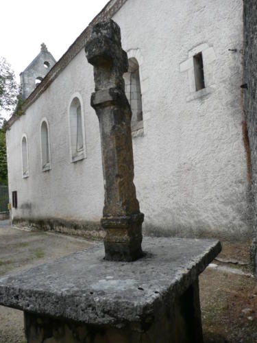 Cieurac Eglise Croix